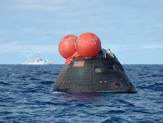 Spacecraft Long Island