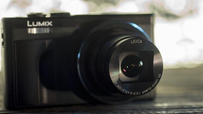 Panasonic's new travel-zoom camera boasts a hefty 30x zoom.