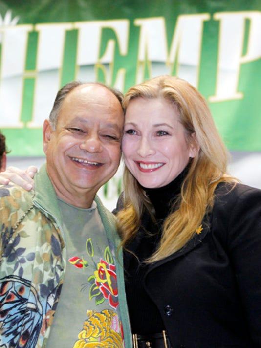Cheech Marin, Cheryl Shuman