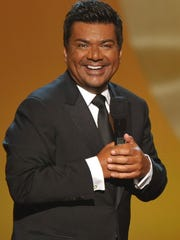 Comedian Georger Lopez returns to Fantasy Springs Resort Casino on Friday.