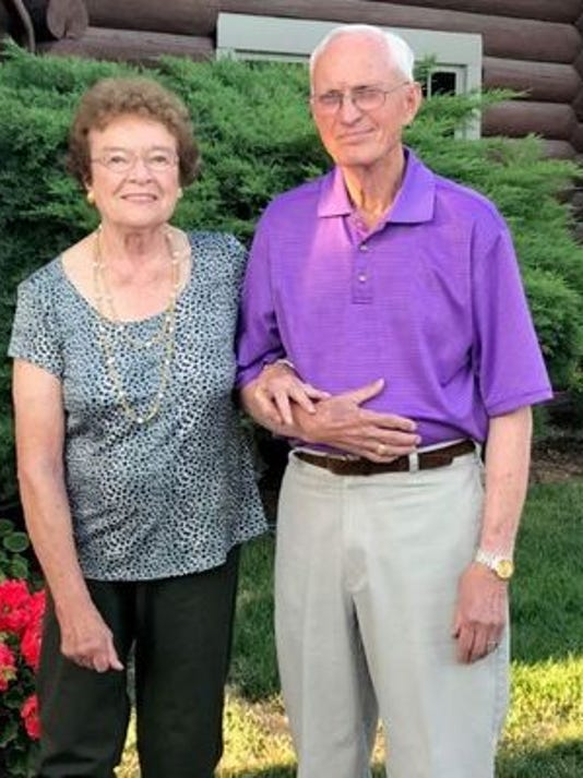 Anniversaries: Adam Dahlman & Barbara Dahlman