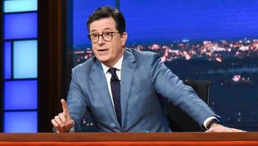 Stephen Colbert releases his Lawrence O'Donnell-like 'meltdown'