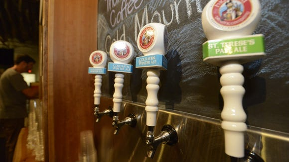 The new Race to the Taps running series begins at Highland Brewing Co. in April.