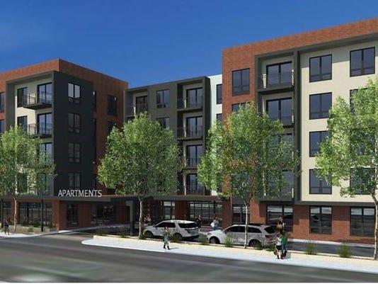 New midtown Phoenix apartments