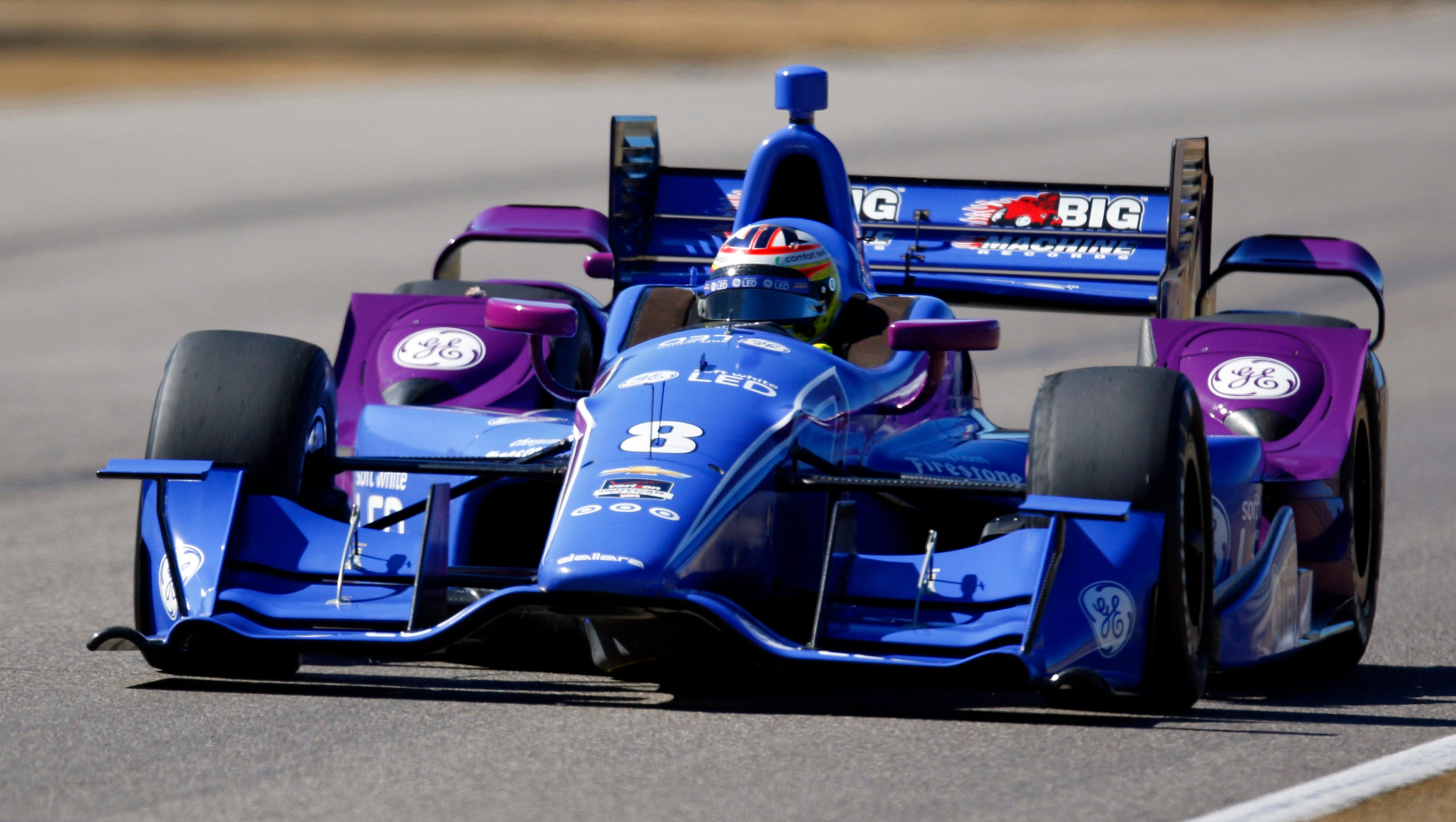 Barber Motorsports Park >> IndyCar test crash ignites calls for more tire barriers
