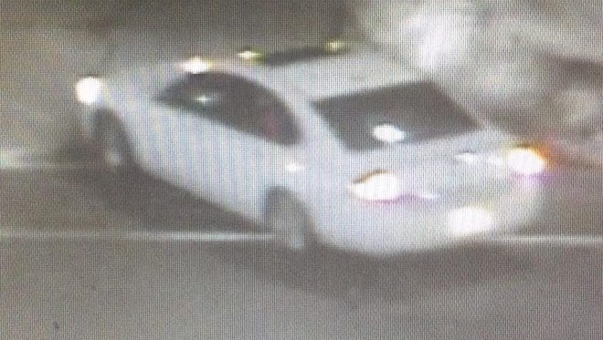 A vehicle used in the armed robbery of a pharmacyin the 700 block of West Wisconsin Avenuehas been found in Indiana.