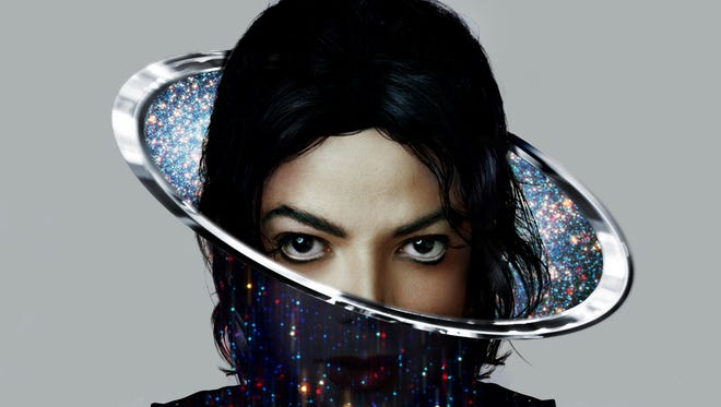 Cover of the single 'Love Never Felt So Good' from the album 'Xscape' by the late Michael Jackson.