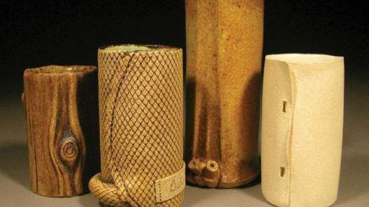 A series of pottery exhibits and sales have begun in Watkinsville.