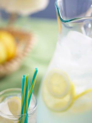Sales from Florida's Natural lemonade go to benefit childhood cancer nonprofit, Alex's Lemonade Stand.