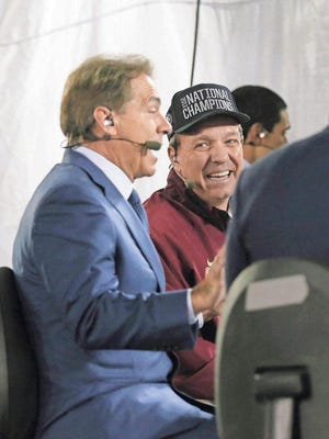 Alabama coach Nick Saban and Florida State coach Jimbo Fisher are expected to open the 2017 season against each other.