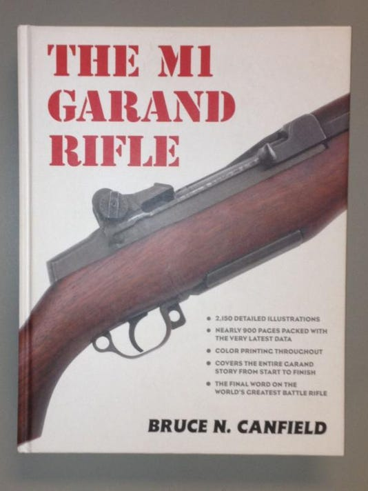 SHR 1213 1213 Garand Book.jpg