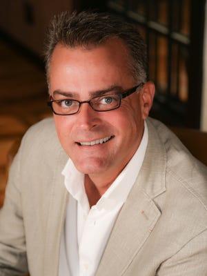 Jerome Farris, interior designer, Peddler Gifts and Interiors.