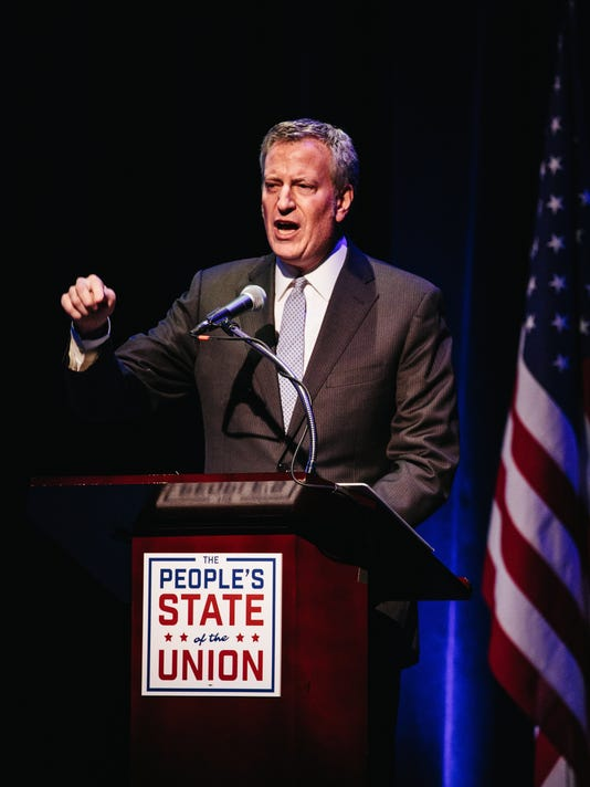 EPA USA NEW YORK THE PEOPLE'S STATE OF THE UNION POL CITIZENS INITIATIVE & RECALL USA NY