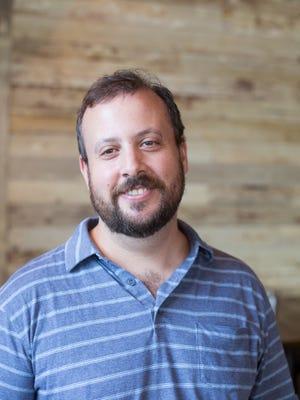 Adam Grusin, executive chef at Mile End Deli