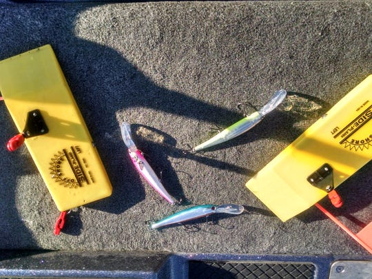 Crankbaits and planer boards are key to walleye fishing