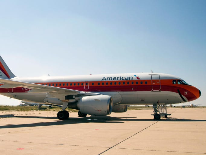 American Airlines Honors Past With Heritage Plane Paint