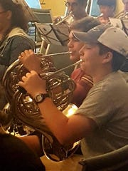 The 2017 Melbourne Municipal Band Summer Youth Band