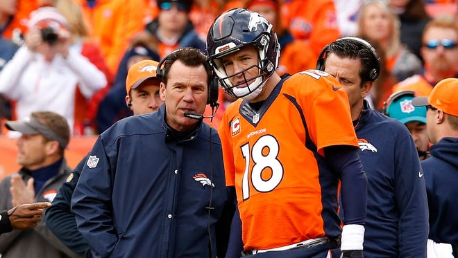 Coach Gary Kubiak is going to the Super Bowl for the sixth time as a member of the Broncos.