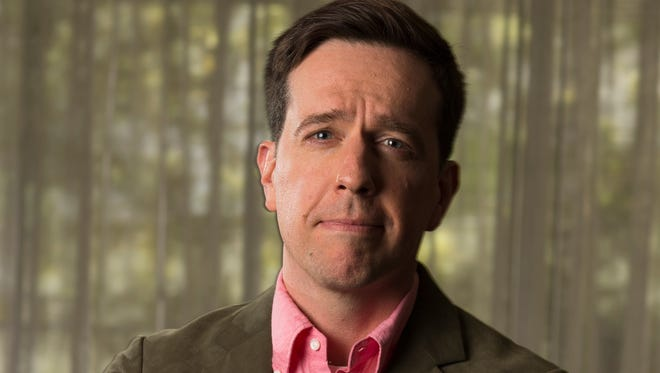 Ed Helms anchors Comedy Central special 'The Fake News With Ted Nelms.'
