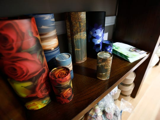 Dying to Bloom, a natural burial boutique opening in
