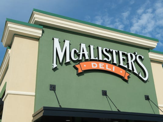 McAlister's Deli Fort Myers