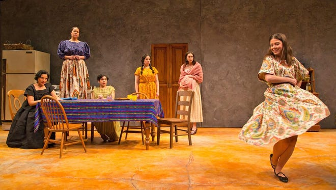 "Tony Meneses' ""The Women of Padilla"" is directed by Ken Rus Schmoll."