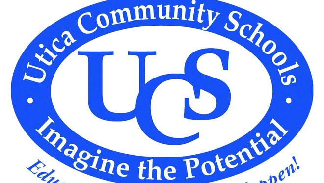 Utica Community Schools logo
