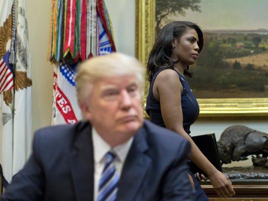 Donald Trump,Omarosa Manigault