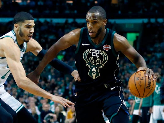 Image result for khris middleton