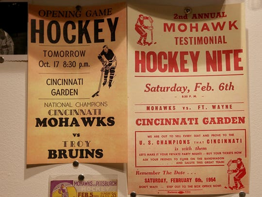 The Cincinnati Gardens was built in response to the