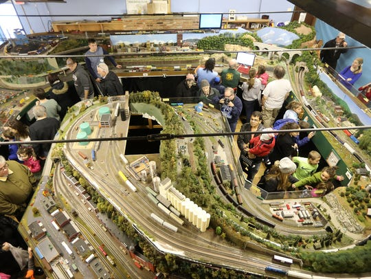 The Ramapo Valley Model Railroad is asking for just