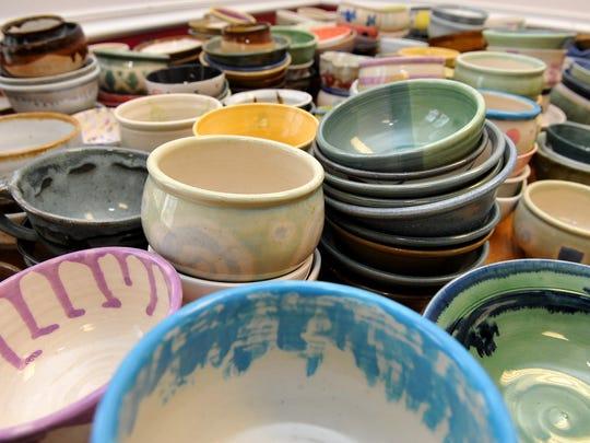 YWCA's Empty Bowls event raises money for the YWCA