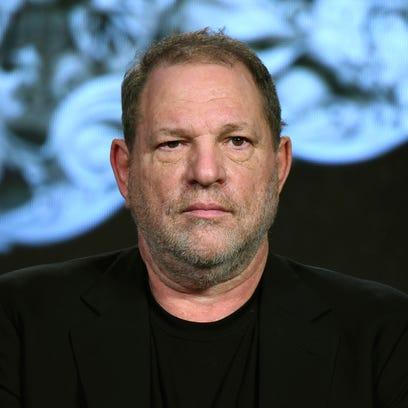 Harvey Weinstein in January 2016 in Pasadena, Calf.