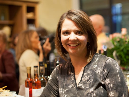 Alysia Peters owns We Olive & Wine Bar in Redfield