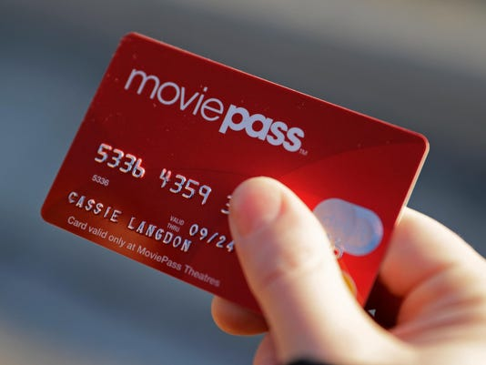 MoviePass Plan Change