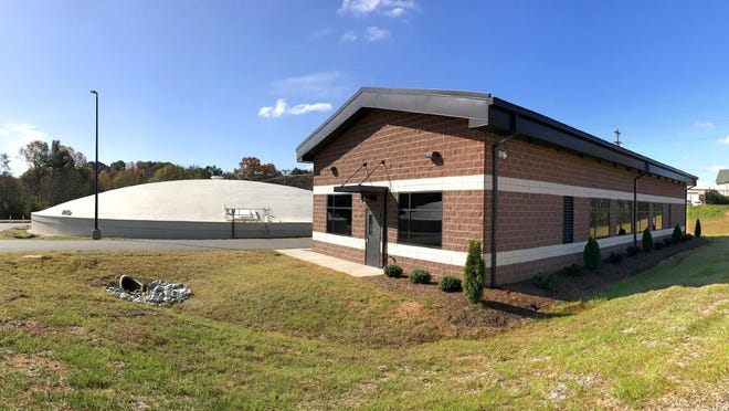 Shelby's Water Treatment Plant has seen a $17 million renovation.