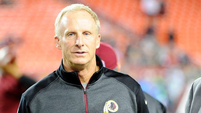 Defensive coordinator Jim Haslett and the Washington Redskins agreed to part ways after the 4-12 season.