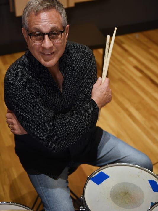 Max Weinberg has a Grammy Museum exhibit