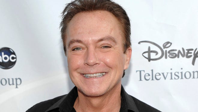 David Cassidy was sentenced by a Los Angeles judge on Monday, March. 24, 2014 to serve 90 days in rehab and five years on informal probation on a drunken driving case filed after the 1970s heartthrob's arrest earlier this year.