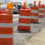 A new railroad crossing will close a stretch of Hagadorn Road beginning Tuesday, July 5, 2016.