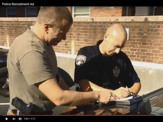 Metropolitan York Police Testing Consortium video