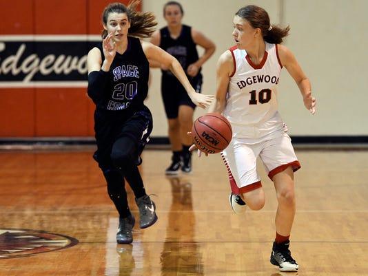 High School Basketball: Space Coast at Edgewood