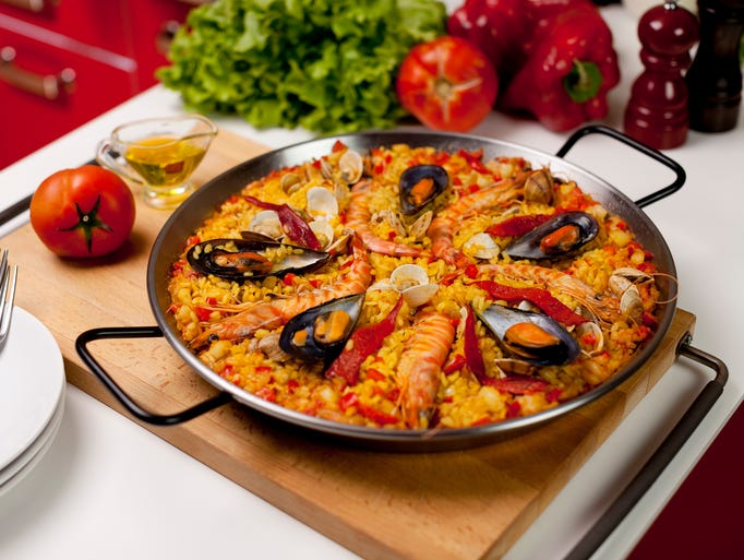 March 27: National Spanish Paella Day