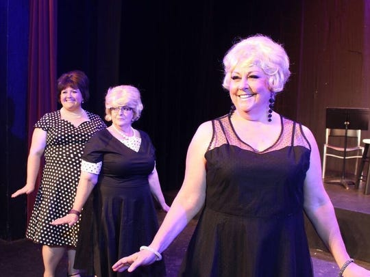"Angelo Civic Theatre takes a trip back to the '60s with the musical ""Beehive."""