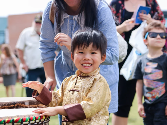 The Gilbert Global Village Festival highlights cultures