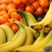 Bananas and oranges
