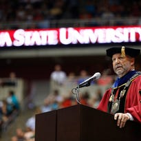 Regents to discuss audit of Leath's use of planes at Iowa State
