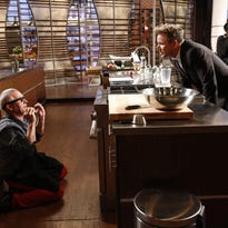 """MasterChef contestant Stephen Lee in the """"Bring Home the Bacon"""" episode airing June 24 on FOX."""
