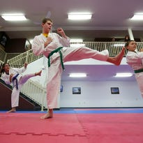 Photos: Reis Martial Arts Academy helps those who need it most