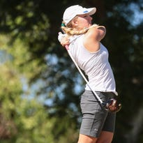 Xavier's Markevich wins second DVL girls' golf title